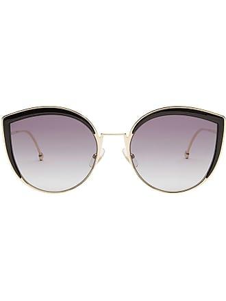 Fendi Effetto F Metallizzato Sunglasses Is p4pqrHY