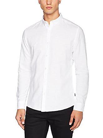 Lin Produits Chemises Jusqu'à Blanc 14 En 5BwnqSqYT