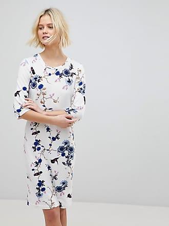 Floral Robe Multi Droite young Motif À B ZXwqA5pwx