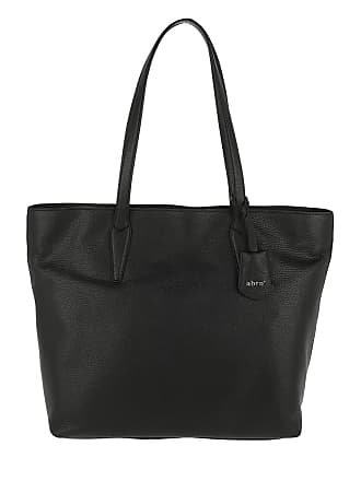 Black Abro Shopper Adria nickel Calf Schwarz wfq4fg