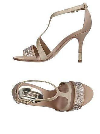 Calzado Sandalias Guess Guess Cierre Calzado Sandalias Con Calzado Guess Con Cierre qwU0TT