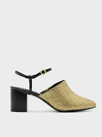 Mules amp; Strap Charles Ankle Keith O7q74P