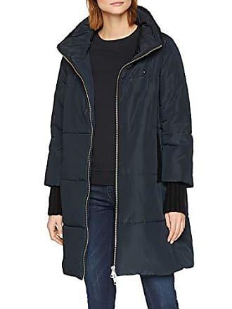black Femme Noir Manteau Coat Hw 094 Saba Padded Beauty Hilfiger Tommy 08Zqgg