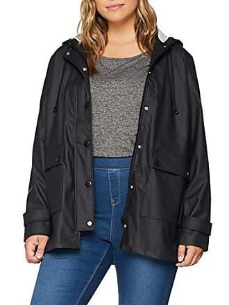 Nero Donna Simply Jacket Rain Impermeabile 48 Pu Be PU11qpYZ