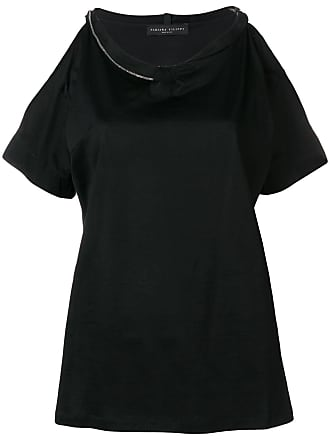 Uitgesneden Schouders Zwart shirt Fabiana Met Filippi T YxFIX