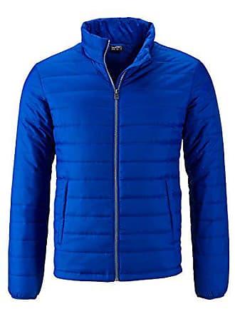 Blouson Mens royal Bleu Nicholson Jacket James Padded Royal amp; Homme EX1Anqwa