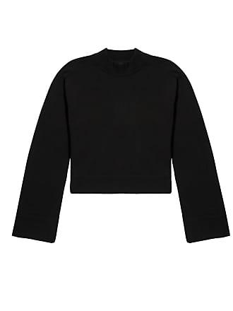 Yamamoto Color Sweatshirt Yohji Crop Black Y3 TwqYYdB