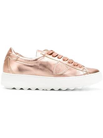 Madeline Metallic Philippe Sneakers Mit Model effektRosa wPkn8N0OX