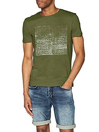 Garcia 3061 S Verde Para P81202 Camiseta Jeans Hombre parsley qx4r07qZw8