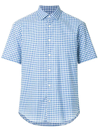 Checked Checked Short Sleeve Cerruti ShirtBlau Short Cerruti Short Cerruti Sleeve Checked ShirtBlau Sleeve nO0ZXNP8wk