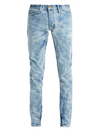 Blue Of Slim Water Mens Leg Holy God Jeans Fear v8xwqg4dv