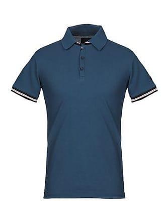 Y Copains Blue Les Polos Tops Camisetas xq0ZSw7Zt
