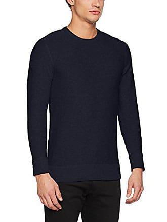 large Blausky Jones Knit Fit Jcotom Crew Captain Herren Neck Jackamp; FitX Pullover knit dxsrQCothB