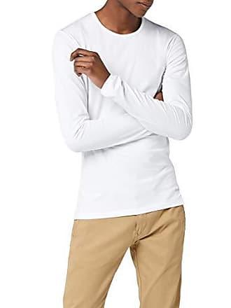 da Original Basic lunga bianco L London Jeans Bianco Pepe large Maglia Xx uomo manica s EqwAzxt