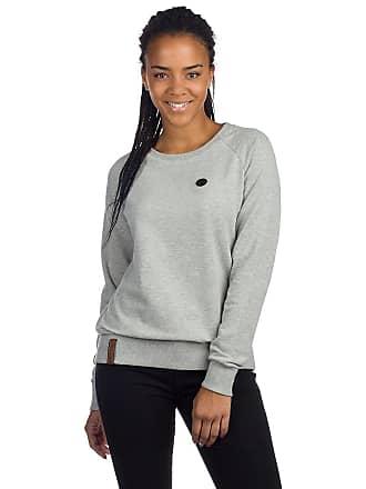 Sweater Und Melange Fick Fotzi Naketano Grey FYAHZxqwx