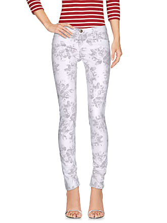 Just By Sophie Trousers Denim Blue Hrw50H