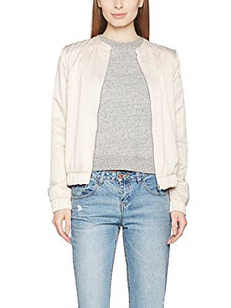 Jacket Donna Clothes Bomber silver Peony 40 Rosa Giacca Vicentri Vila qtgTXg