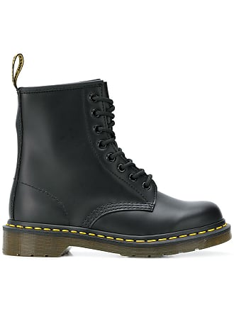 1460 Noir Boots Smooth Dr Martens gOwUq05x8n