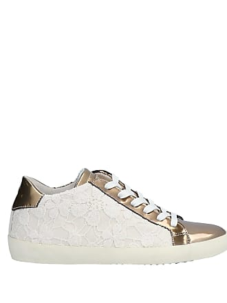 Basses amp; Crown Chaussures Tennis Sneakers Leather xqX0wdd