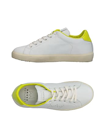 Crown Basses Chaussures Tennis Sneakers amp; Leather BXdxwvd