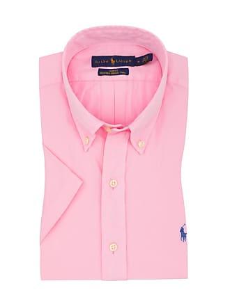 Polo Kurzarm In übergröße Für Lauren Rose Lauren Freizeithemd Ralph Herren rnS41qxr