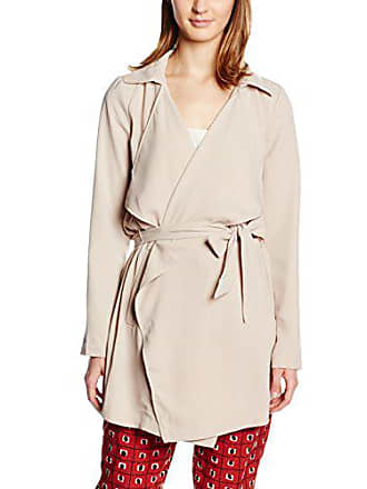 Trenchcoat Otw taupe taglia Only beige Donna 40 Giubbotto Withness BqAX1