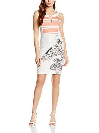 Vestido Edurne coral Para Mujer v16 Blanco L Sidecar wEnT4xpw