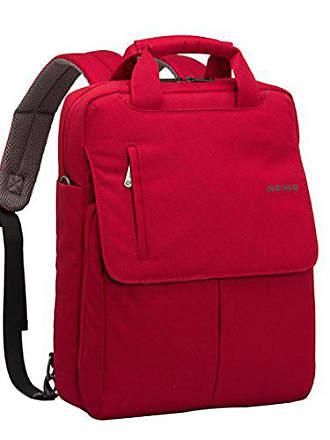 Tragbare laptop Baafg Männer Und Frauen Notebook aktenkoffer 3inch 13 tasche Wasserdichte Tasche Rucksack Schulter Notebook computer zoll red 15 ppwEqrF6