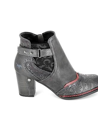 Mustang Boots Mustang 1286503 Mustang 1286503 Gris 1286503 Gris Boots Boots nYq11S