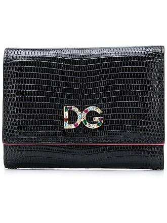 Kleines Portemonnaie amp; Dolce Schwarz Gabbana SzgTzwqR