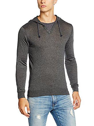 Teddy Primo Para Gris Hombre Suéter Chiné Medium anthracite Smith aawq1rSA