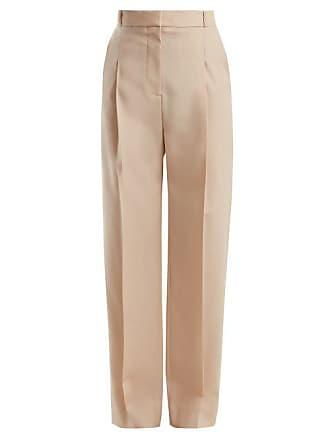 Lindsey Stella Mccartney Mélangée Pantalon Laine En UXZXPx1rw