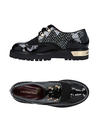 Pettinari À Loretta Pettinari Chaussures Lacets À Chaussures Loretta Lacets XOq6UU