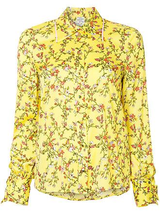 Und ShirtJaune Pferdgarten Floral Print Baum sQChtdr