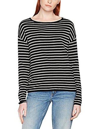 Sweater black Tailor Noir 44 Femme Tom Striped 2999 Shirt qwUzZxxfBS