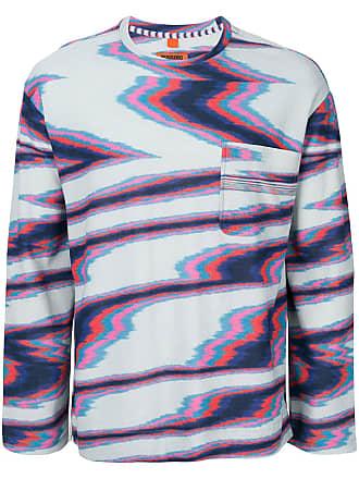 Effect Effect Missoni Missoni Illusion Missoni Illusion SweatshirtMehrfarbig Effect SweatshirtMehrfarbig Missoni SweatshirtMehrfarbig Illusion jL4A35R