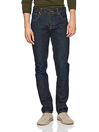 Tim Grim indigo L32 Jeans W31 per dritti l32 Nudie blu Jeans Layers uomo gZxUUw