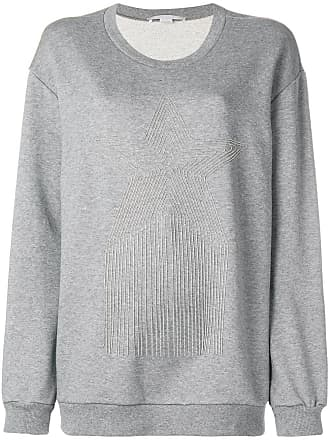 Sweatshirt Stella Mccartney Gris Beaded Star HBtBq