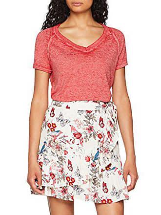 Neck chili Mavi shirt Top Femme S Rouge V 27125 T Pepper 55r0qSw