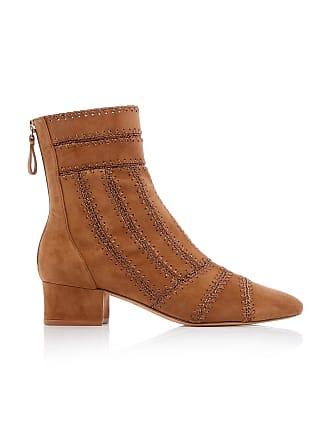 Alexandre Beatrice Crochet Boots Ankle Birman Suede q7fwOSq