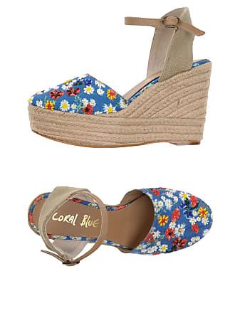 Coral Coral Blue Blue Blue Espadrilles Coral Chaussures Chaussures Blue Chaussures Espadrilles Coral Espadrilles pqgrp