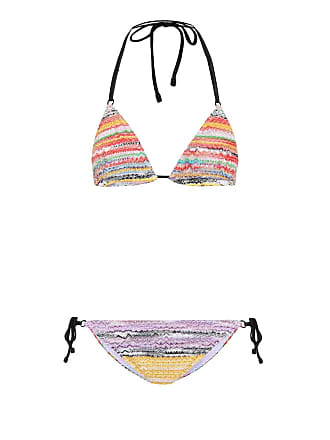 Bikini Halterneck Bikini Missoni Crochet Crochet Halterneck Missoni Missoni Crochet 8wB4Fqxp
