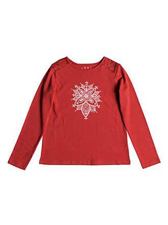8 Manches Pour Longues shirt T Rose Good Evening Roxy 16 Ans Fille xqBpUU