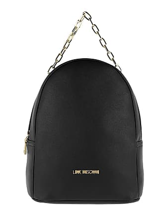 Rucksack Love Backpack Smooth Nero Pu Schwarz Moschino TzFXqzH
