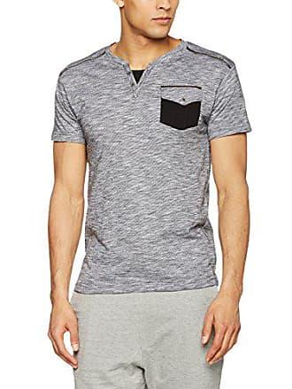 Inside 3ecn120 Negro Para black Hombre Medium Camiseta wgUxqwvAR