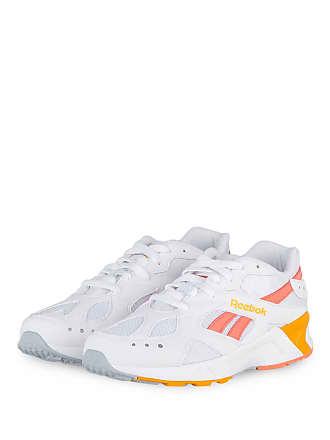 Aztrek Reebok Sneaker Orange Reebok Sneaker Weiss Reebok Weiss Sneaker Weiss Orange Aztrek Orange Sneaker Aztrek Reebok Oc0WPW