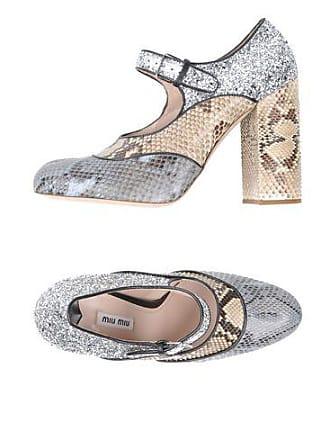 Calzado Miu Miu De De Salón Zapatos Calzado Miu Zapatos Calzado Salón qSfTtWBHn