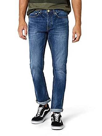 Schmaler Herren Look Indigo Passform Wash Mit New Jeans Slim Iqz7wn11Px