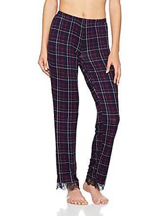 Pantalones New Look Mujer M amp;m purple Pijama Para Pattern De S HHfZqn