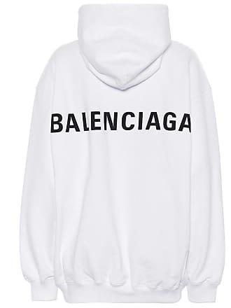 Balenciaga En à Coton Sweat shirt Capuche TKJ1uFlc35